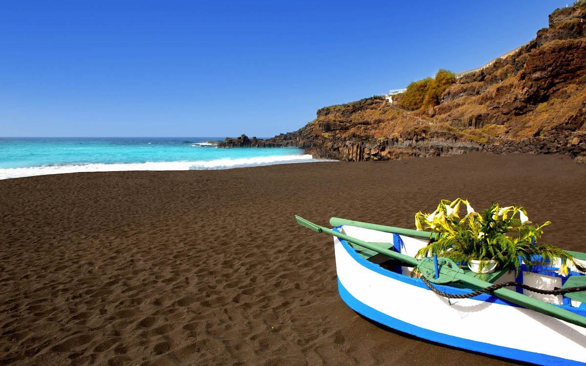 Bollullo Beach Tenerife, Playa el Bollullo Tenerife