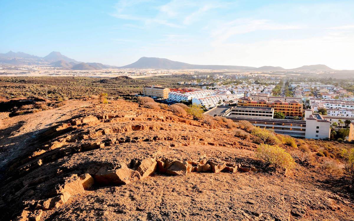 Playa Amarilla, Amarilla Beach Tenerife
