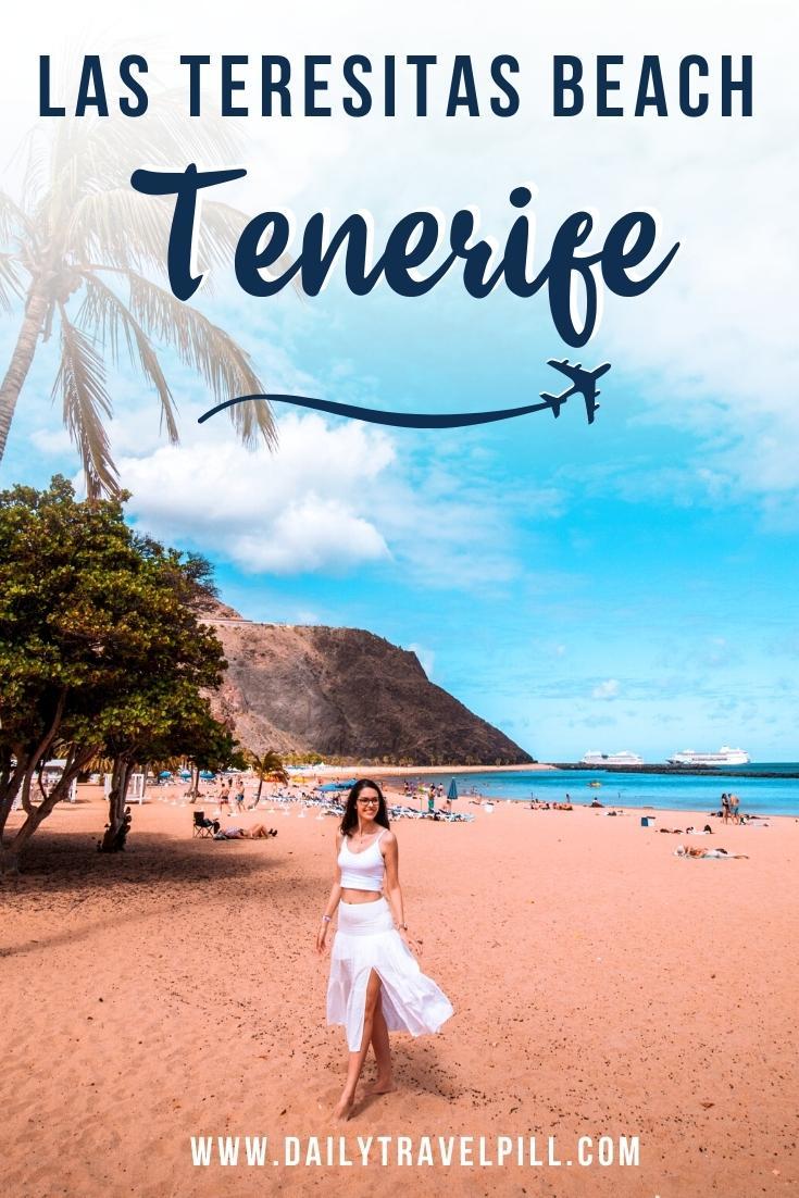 Playa de las Teresitas, Las Teresitas Beach