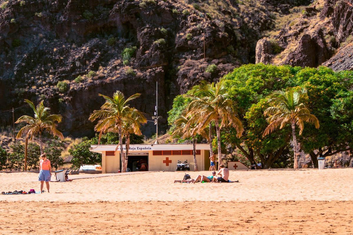 Playa de las Teresitas health centre
