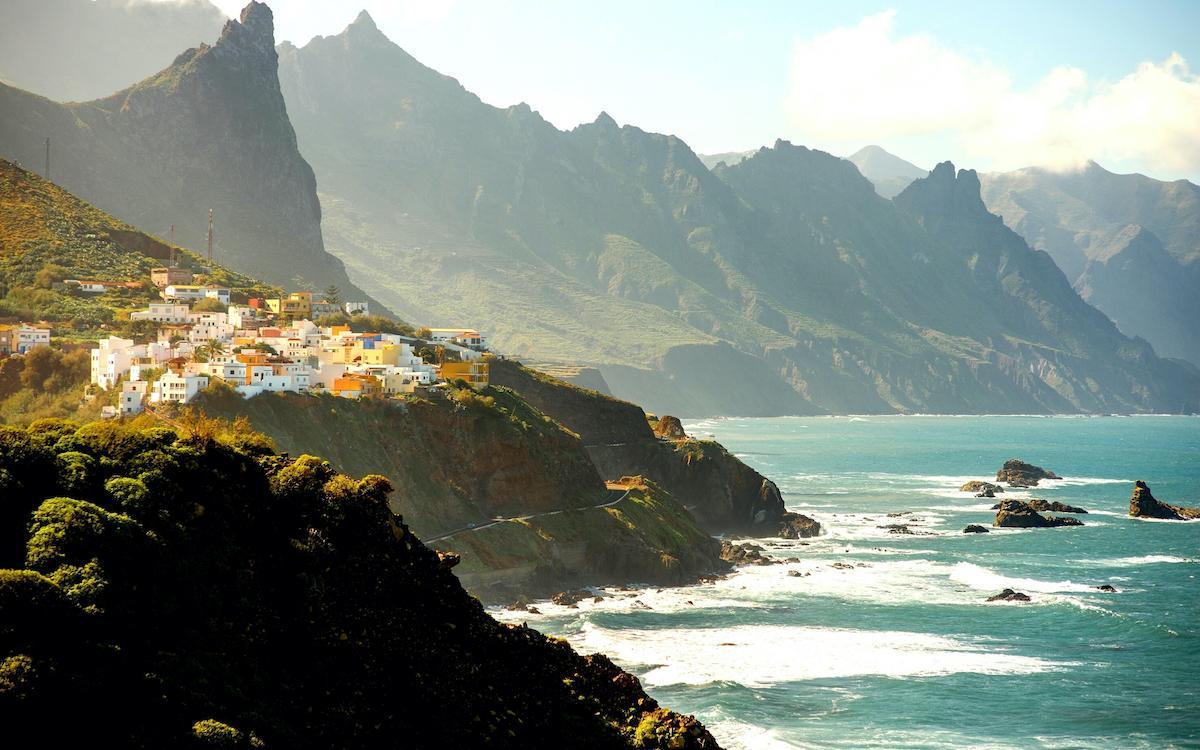 Anaga Rural Park Tenerife