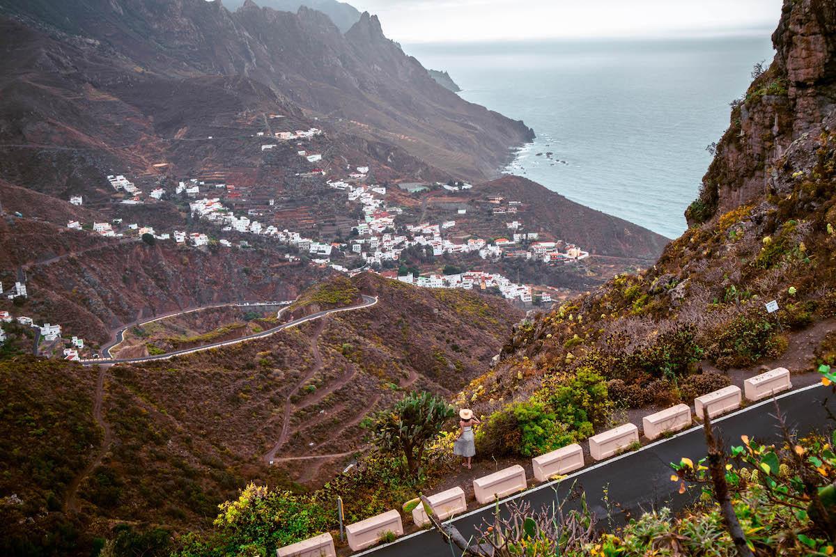 Mirador Taganana Tenerife