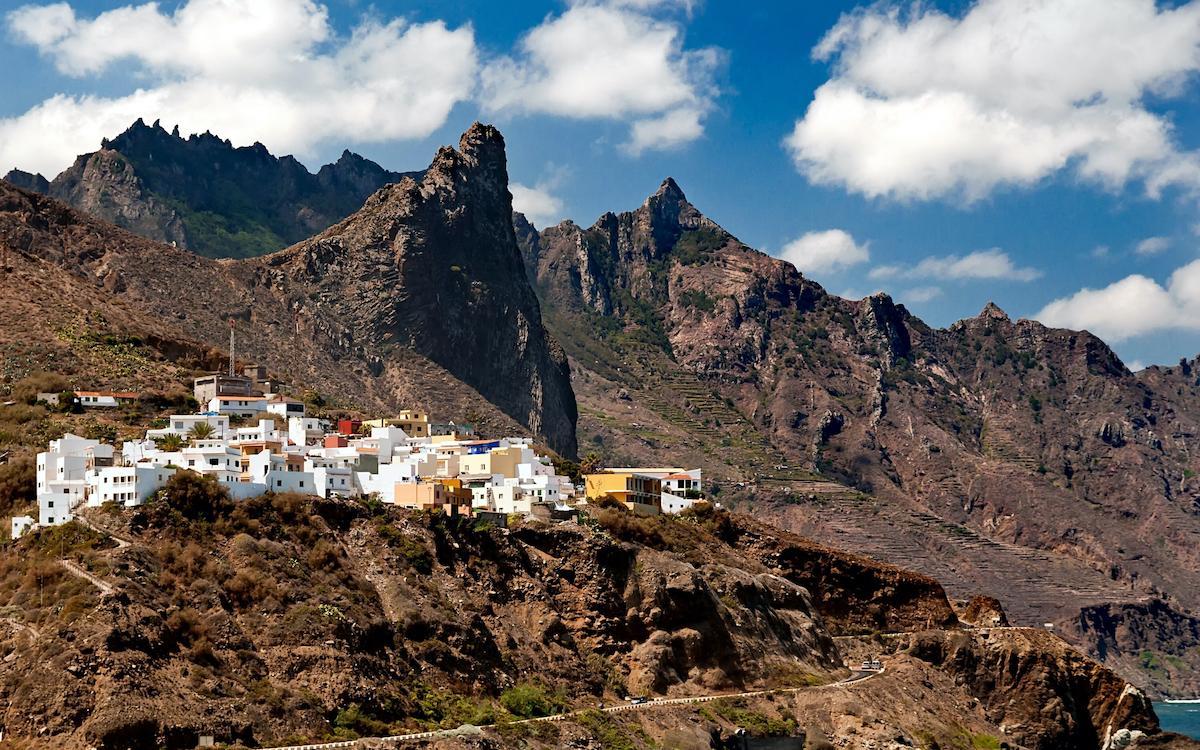 Taganana Village Tenerife